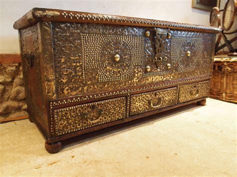 chest coffer blanket box coffee table zanzibar chest