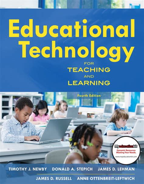 integrating educational technology into teaching 8th edition books newby stepich lehman leftwich educational