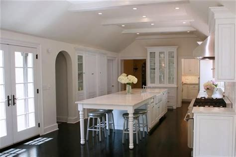narrow kitchen island with seating at end seating for 4 at narrow kitchen island amazing kitchens