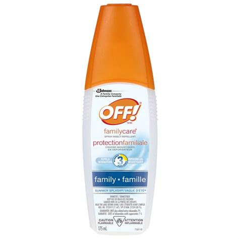 off mosquito l review off familycare insect repellent spray lowe s canada