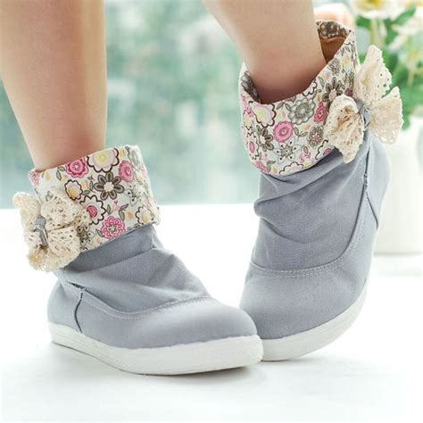 Sepatu Sneakers Korea W105 Grey all about pia s shoes