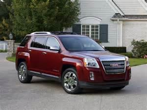 Chevrolet Terrain Gmc Terrain Specs 2009 2010 2011 2012 2013 2014