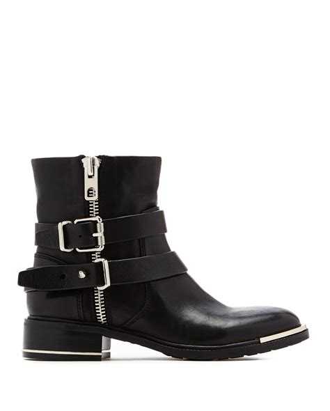 dolce vita zachary boots in black lyst