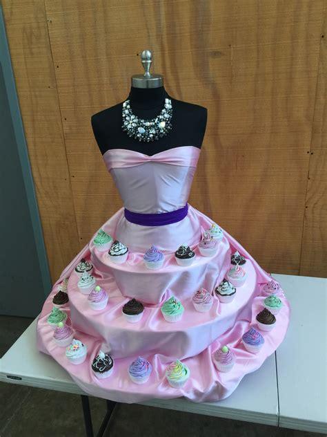 Cupcakes Stand Birthday Stand Cupcakes Birthday Tempat Kue ebook tutorial mannequin cupcake stand cupcake stands dress form and diy tutorial