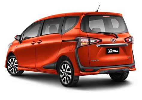 Toyota Indonesia 2016 Indonesia International Motor Show Toyota Sienta