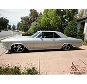 1963 Buick Riviera Bagged AirRide On 20