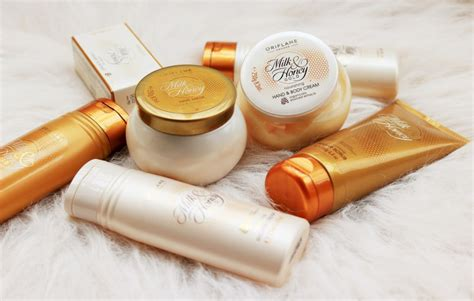 And Milkhoney oriflame milk honey gold collection review