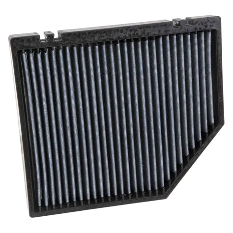 Where Is The Cabin Air Filter by K N 174 Audi S4 2010 2012 Cabin Air Filter