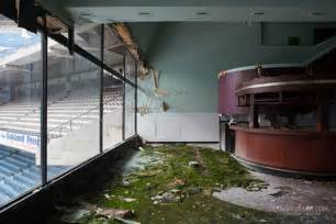 Silverdome Pontiac Mi Post Apocalyptic Photos Of The Abandoned Silverdome In