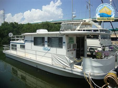 houseboat rentals key largo keys houseboat rentals in united states florida key