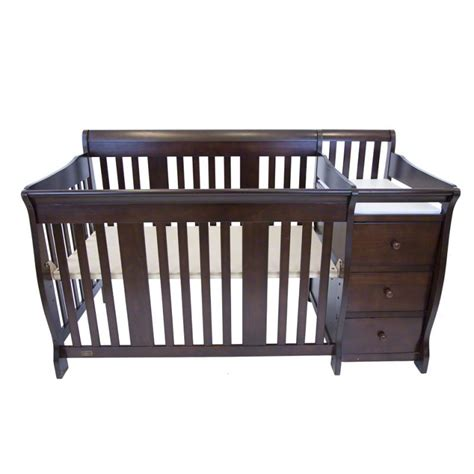 Shop Baby Cribs Giggles Espresso Wooden Crib Cribs Bedding Baby Gear Baby Child Landmarkshops