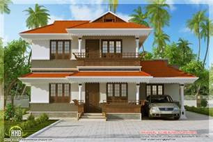 model house plans kerala model home plan in 2170 sq feet indian house plans
