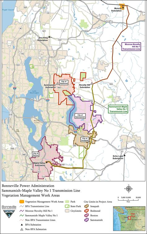 bpa  remove thousands  trees  transmission lines renton reporter
