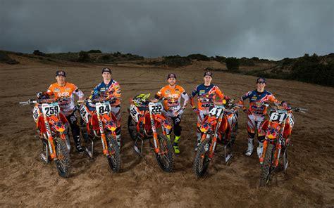 Ktm Cycling Team Ktm S Factory Team Officially Launched Motohead