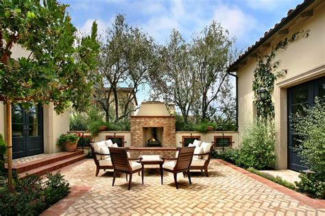 Brick Patio Design Beautiful Ideas How To Build A House House Patio Designs