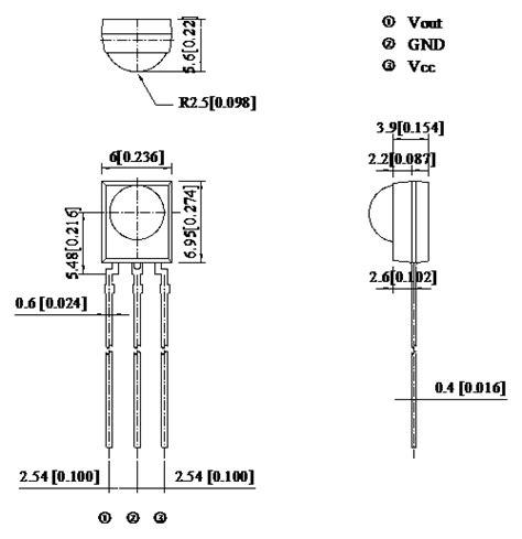 ir diode range ir transmitter diode datasheet 28 images datasheet of tsop4p ir receiver modules for mid