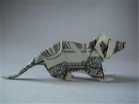 Origami Crane Trevor - origami