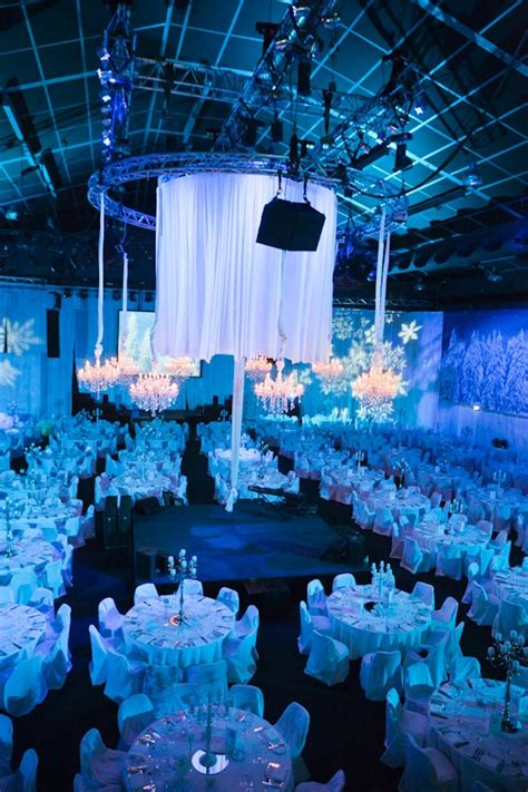themed events ideas winter wonderland event theme creative ideas pinterest