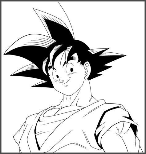 Imagenes Para Colorear Goku Fase 4 | juegos de goku fase 4 para colorear