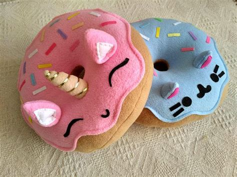 almohadas de unicornio almohada de unicornio unicornio donut almohada ximena