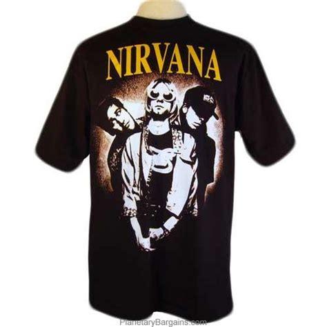 Tshirt Band Nirvana nirvana band shirt black vintage nirvana shirt buy