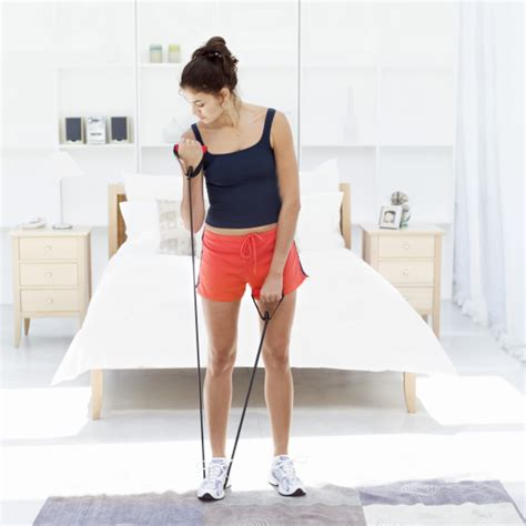 how to lose weight in your bedroom morning exercise routine for both women and men