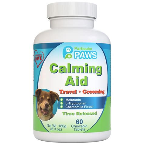 calming treats for dogs buy calming aid for dogs anxiety relief treats particular paws