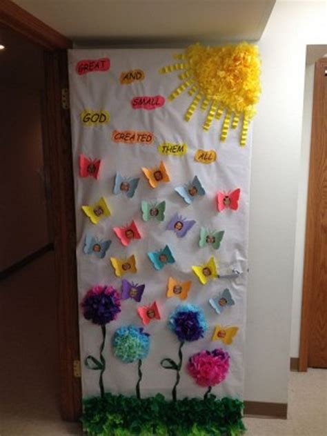 School Door Decorations by Classroom Door Decoration Ideas For Back To School Room