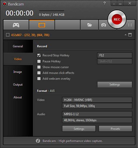 bandicam full version terbaru download bandicam 2 2 3 803 full version activation
