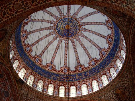 blue mosque national geographic society