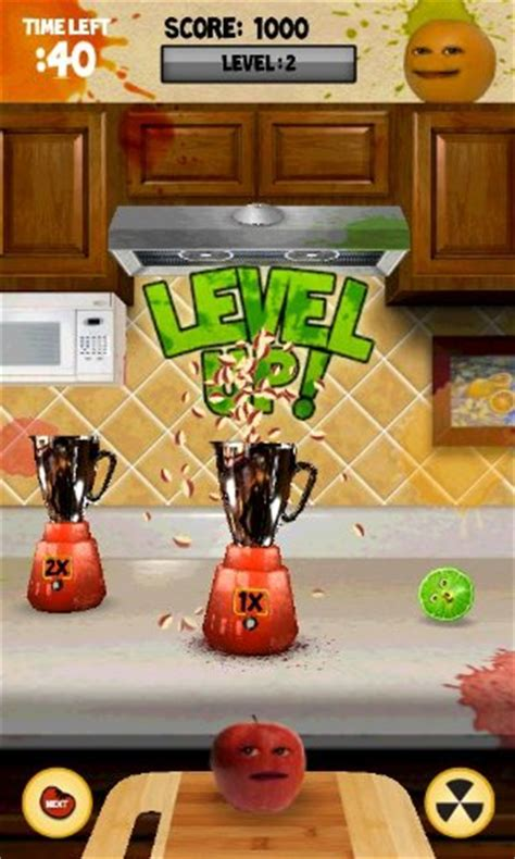 Kitchen Carnage by Annoying Orange Kitchen Carnage Android App Review