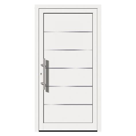 Contemporary Upvc Front Doors Upvc Front Doors With Modern Side Panels Many Colors At Cheap Prices Neuffer