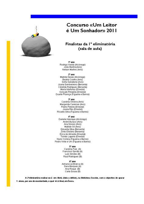 mensagens para finalitas 1ciclo bemestreavis mar 231 o 2011