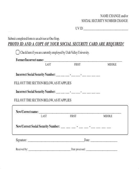 social security name change form staruptalent