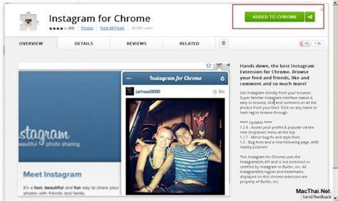 chrome web store instagram instagram for chrome ส ดยอด extensions ด ๆ สำหร บคนร ก