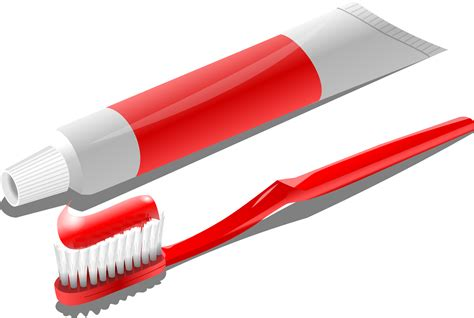 And Toothpaste clipart toothbrush and toothpaste