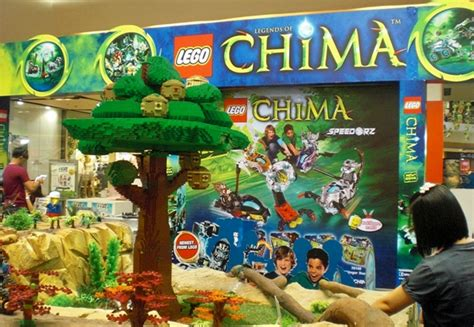 Sale Lego Legends Of Chima 70133 Spinlyn S Cavern lego legends of chima sale at central ladprao in bangkok