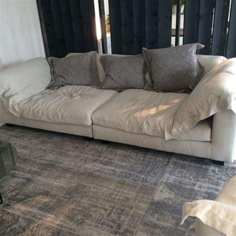 divani diesel divano moroso diesel by moroso nebula nine sofa in piuma