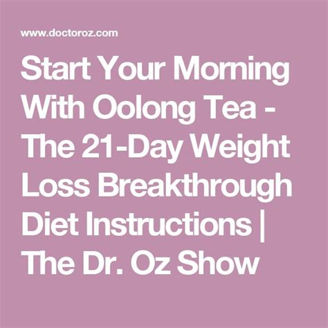 Detox Tea Weight Loss Dr Oz by Best 25 Dr Oz Ideas On Dr Oz Cleanse Dr Oz