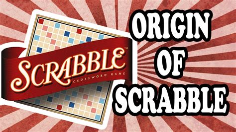 The Origin Of Scrabble