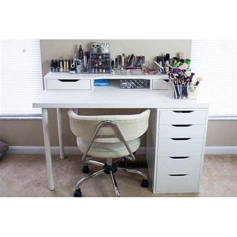 ikea alex drawer unit 36x70cm white home office