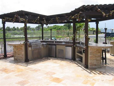 How To Build Your Own Kitchen Island Shade Structures Escapes Amp More