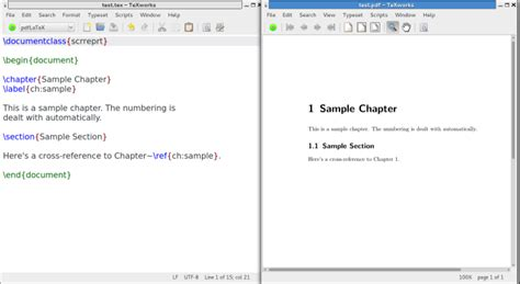 latex bitmap tutorial latex for complete novices