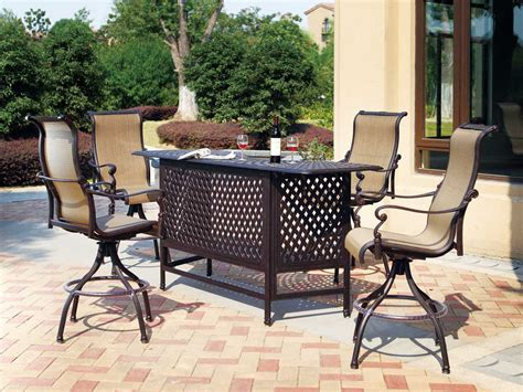 backyard bronze casting darlee outdoor living standard monterey cast aluminum