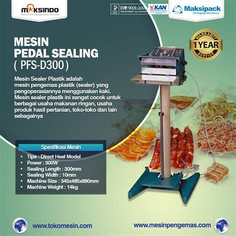 Jual Keranjang Plastik Di Surabaya jual mesin sealer plastik pedal sealer di surabaya toko