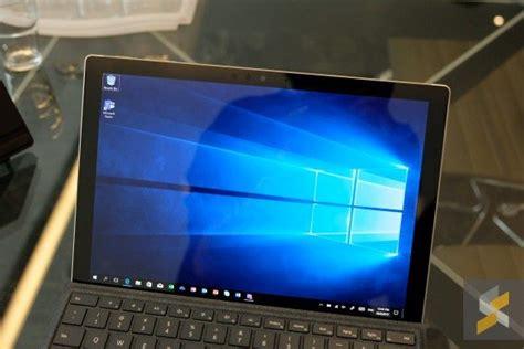Microsoft Surface Pro Malaysia microsoft s 2017 surface pro and the of diminishing returns soyacincau