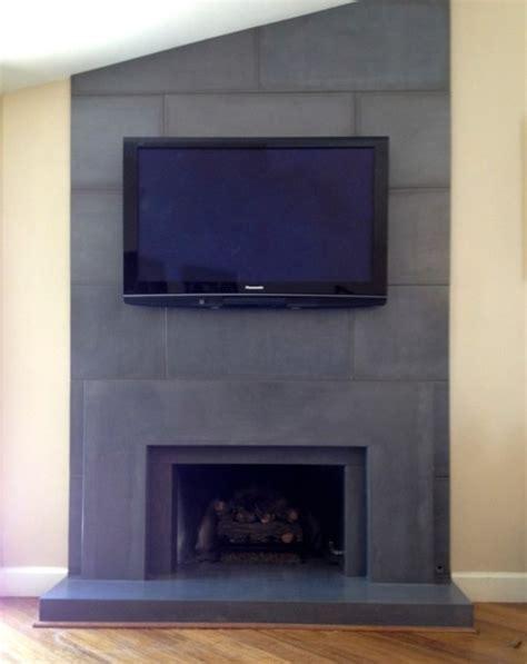 precast concrete fireplace surround contemporary