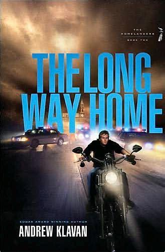 the way home by andrew klavan bookhound