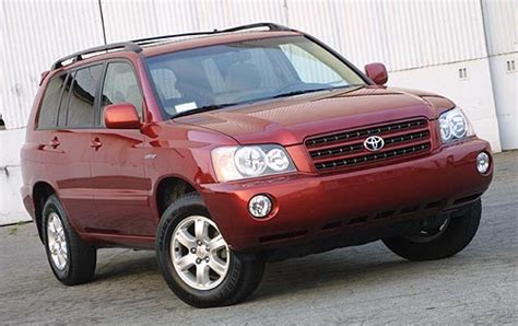 how to fix cars 2002 toyota highlander auto manual used 2002 toyota highlander for sale pricing features edmunds
