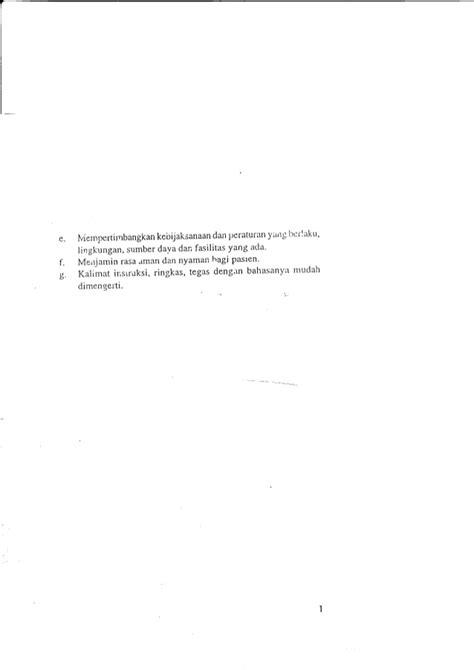format standar asuhan keperawatan standar asuhan keperawatan